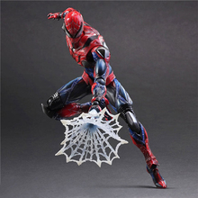 Free Shipping Western Animiation Movice Model Spider-man Marvel's The Avengers Action Figure