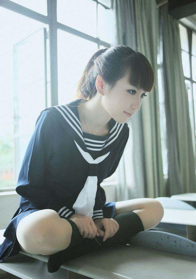 Japanese Student Clothing Small Fresh School Uniform Girls Class Service Classic -4641
