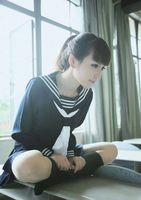 Japoński mundurek szkolny Uczeń Odzież Małe Świeże dziewczyny klasy usługi klasyczny Kostium Marynarz letnia Sukienka Cosplay dziewczyny garnitur