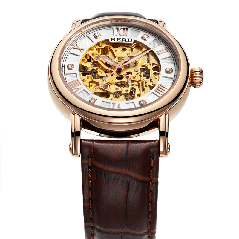 READ watch the Royal Knights series of hollow automatic machine's R8032 цена