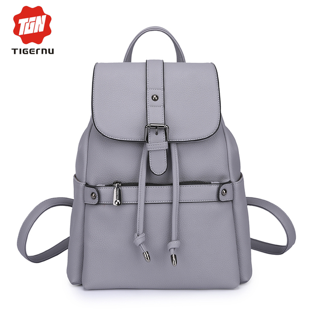 Aliexpress.com : Buy 2017 Tigernu Fashion Women Mochilas Feminina ...