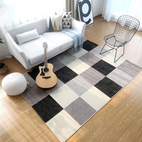3 Sizes Nordic Carpet For Living Room Area Rug For Living Room Rugs For Bedroom Jute