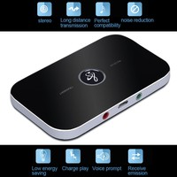HIFI Wireless Audio Bluetooth Receiver And Transmitter Portable Adapter With 3 5MM Audio Input And Output