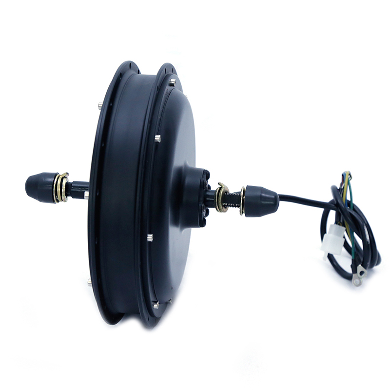 Free shipping 48v 1500w electric bike hub motor front or rear motor - Cycling