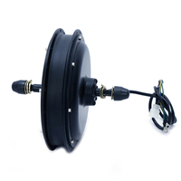 Free shipping 48v 1500w electric bike hub motor front or rear motor types