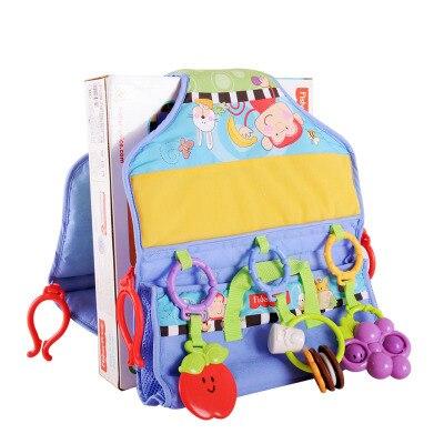 2 в 1 детская корзина гамак тележка для обеденного стула защиты антибактериальные безопасности дорожная подкладка Защитная крышка для детей - Цвет: without box