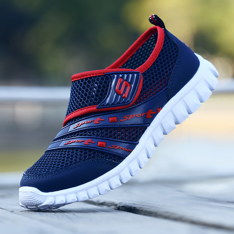ULKNN Children Shoes Sneakers Breathable School Sport Running Lightweight chaussure enfant Kids Casual Shoes For Boys Girls
