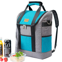 Extra Large Thicken Cooler Bag Men Insulated Car Ice Pack Travel Picnic Food Storage Container Refrigerator Backpack