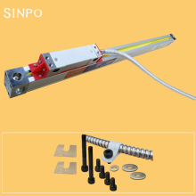 Free shipping  SINPO JCXE milling machine digital DRO linear ruler grating ruler electronic ruler measuring range 850-1000mm