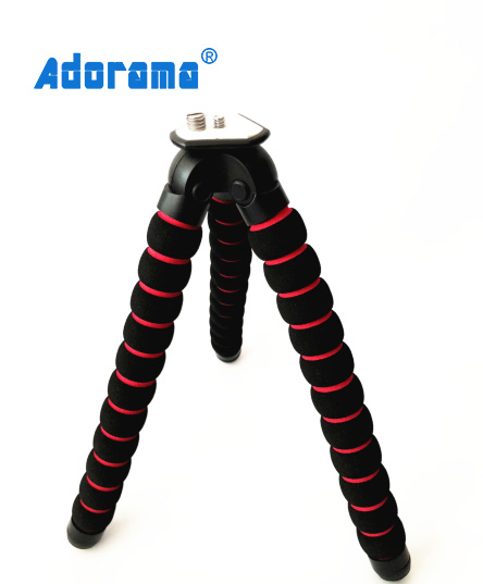 Octopus Tripods Stand Spider Flexibleկուն Բջջային Mini Tripod Gorillapod For iPhone GoPro Canon Nikon Sony Տեսախցիկների Սեղանի Գրասեղանի
