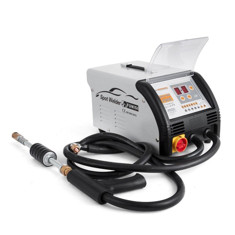 F90E 3500A Dent Puller Multifunctional Spot Welder Repair Kit Additive Kit