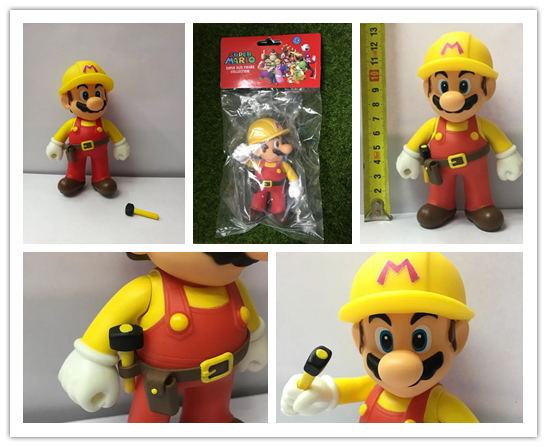 Mario Pvc De Bros 30 Aniversario Super Figura Nuevo 2018 O8yvNwPnm0