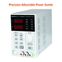 KA6005D Precision Variable Adjustable Power Supply 60V, 5A DC Digital Control Power Supply Regulated Lab Grade