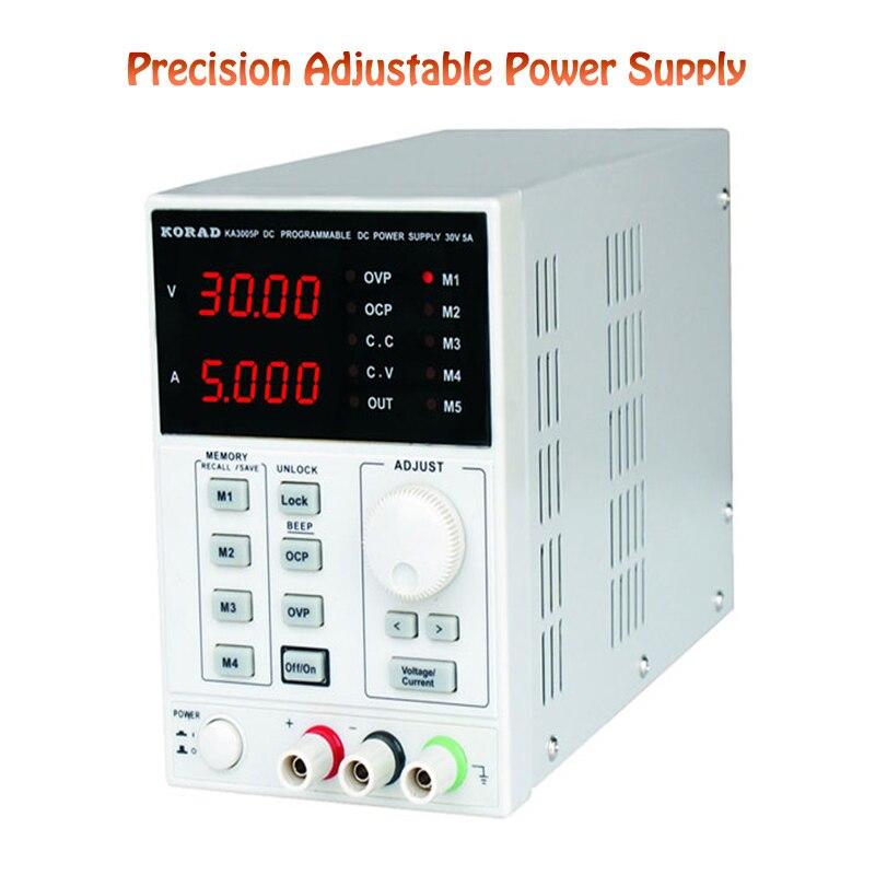 KA6005D précision Variable réglable alimentation 60 V, 5A DC contrôle numérique alimentation régulée de qualité de laboratoire