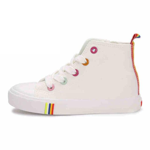 Sepatu Merek Sepatu Anak Sepatu untuk Gadis Anak Sepatu Kanvas Anak Laki-  laki Sneaker Musim 61ea032a7d