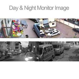 Image 5 - LOFAM cámara de vigilancia AHD 720P 1080P, CCTV, AHD, 1MP, 2MP, seguridad, Metal, interior, exterior, CCTV, negro, blanco, cámara a Color