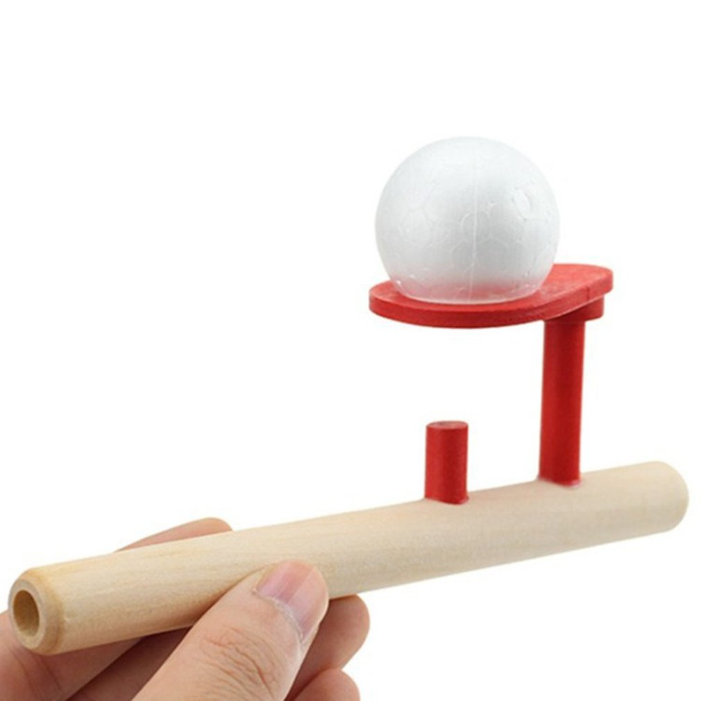 Family Game Blow Ball Funny Games Blowing magic Ball Balance Training Parents children's Interactive educational Toys