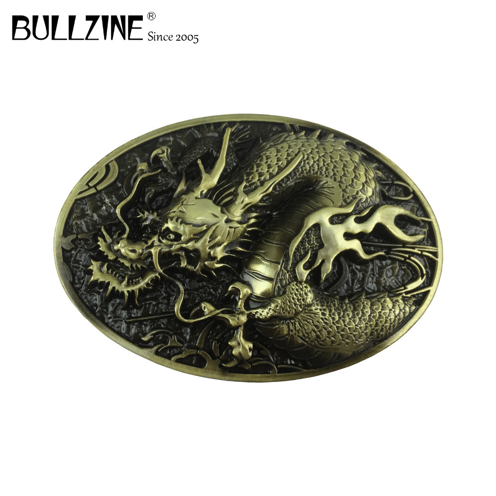 Bullzine 3d Dragon Cowboy