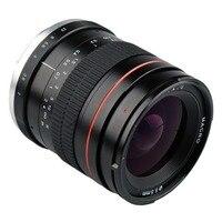 35 мм F2.0 фиксированный фокус большой апертурой руководство Полнокадровый объектив для Cannon 600D 650D 750D 5D 5D2 6D Nikon D850 D730 D7100