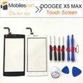 Doogee x5 max pantalla táctil 100% pantalla táctil de reemplazo del panel digitalizador original para doogee x5 max smartphone en stock