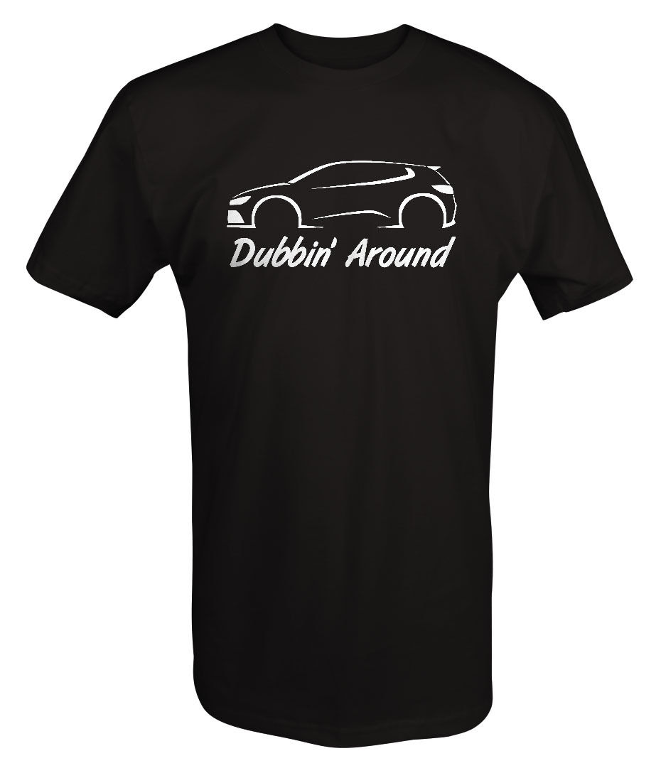 2018 Hot Selling 100 % Cotton Summer The New Fashion For Short Sleeve Turbo Golfs Rabbit Gti R32 Awd Tee Shirt Funny