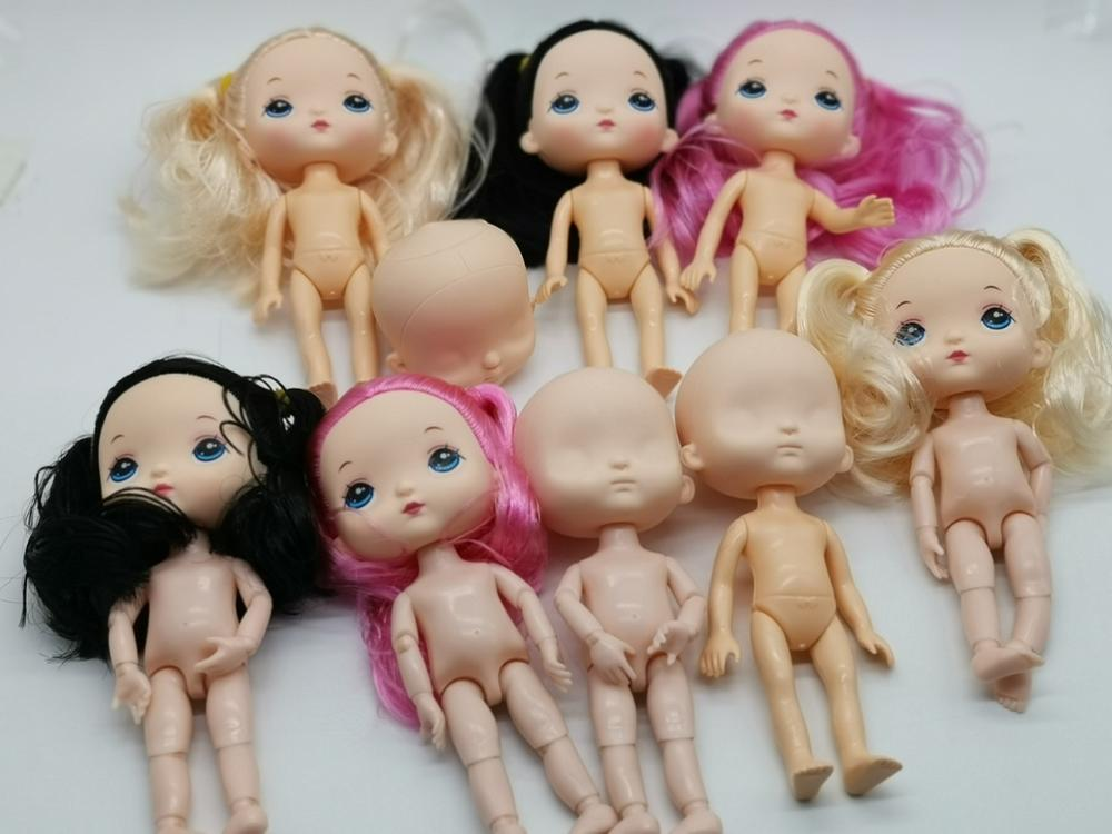 16cm Jointed Body Dolls  Like Holal Doll