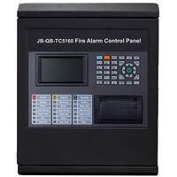 TC адресная пожарная сигнализация панель управления интеллектуальные FACP только петля для 64 or128 адресуемых