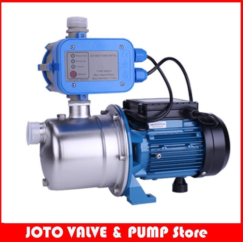 Электрический водяной насос BJZ100 750 Вт 1hp 220 В/50 Гц, самовсасывающий циркуляционный водяной насос