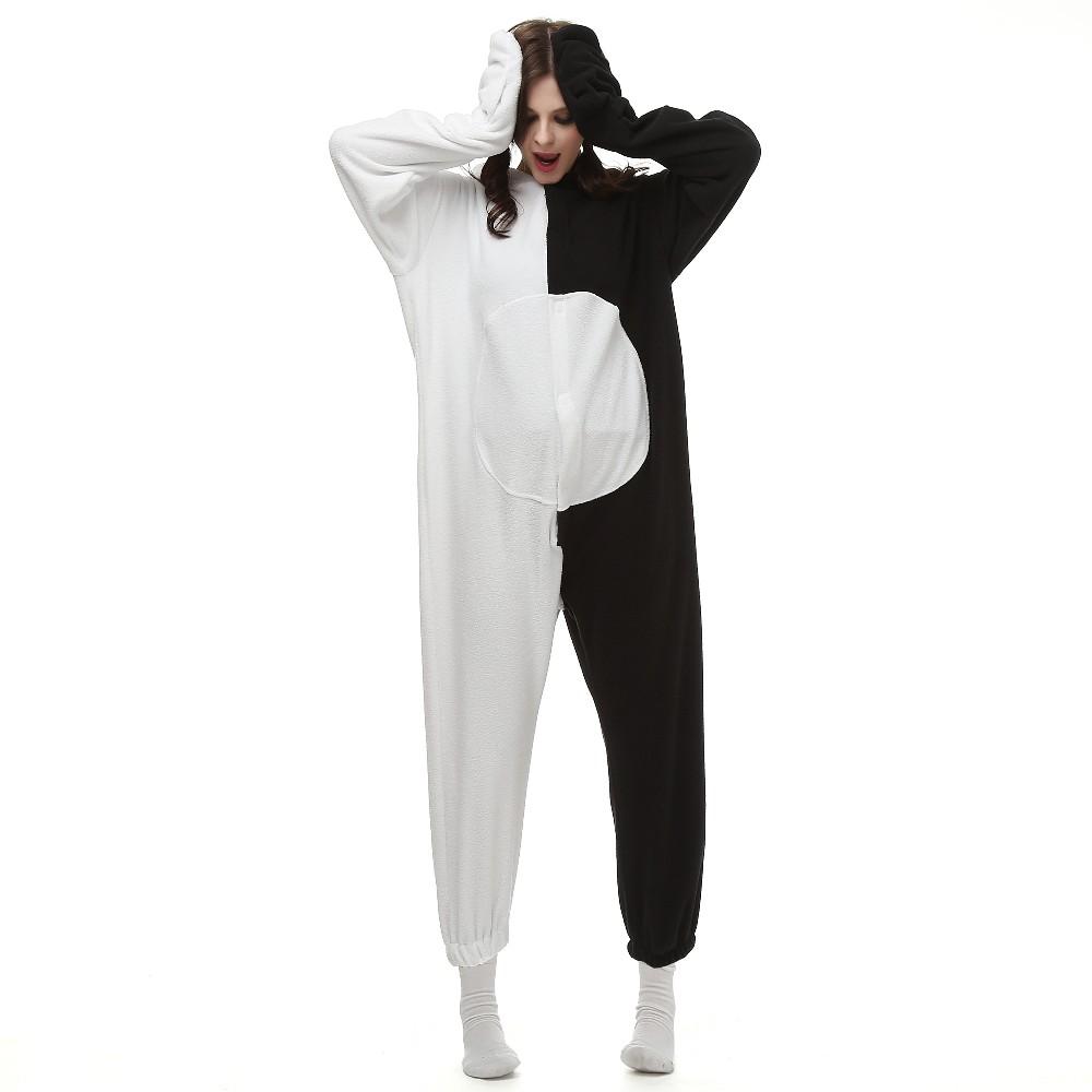 Danganronpa Pajamas - Monokuma Cosplay Costume