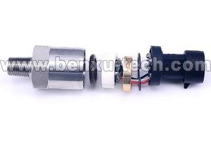 Image 4 - 0.3m di Cavo, 10bar,12VDC,1 5V,NPT1/8 Olio Combustibile Diesel Aria Gas Acqua Ceramica di Importazione Sensore di Pressione Trasmettitore Trasduttore