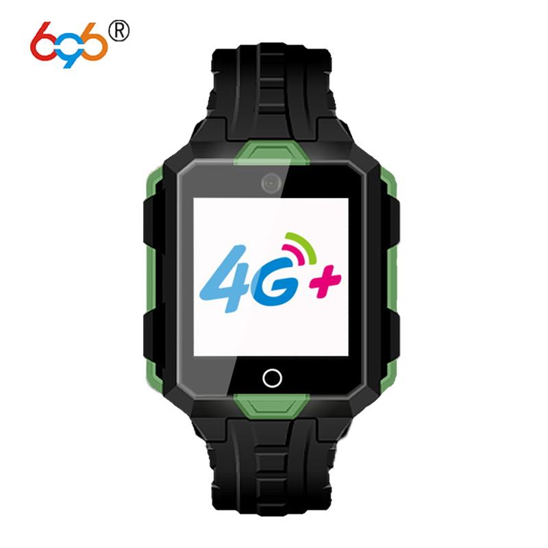 696 M9 4g Montre Smart Watch Étanche IP67 Sport Smartwatch Sans Fil Wifi Bluetooth Montre Smart Watch Hommes pour Andriod 6.0 Soutien IOS 1g + 8g