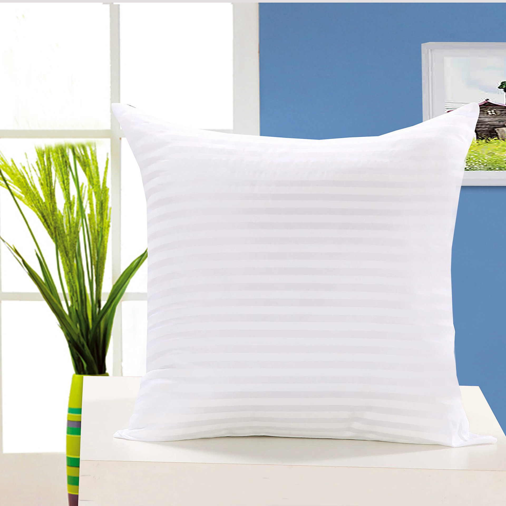 two of made filler insert x in square sham down stuffer pillow com set decorative walmart ip feather comfydown usa