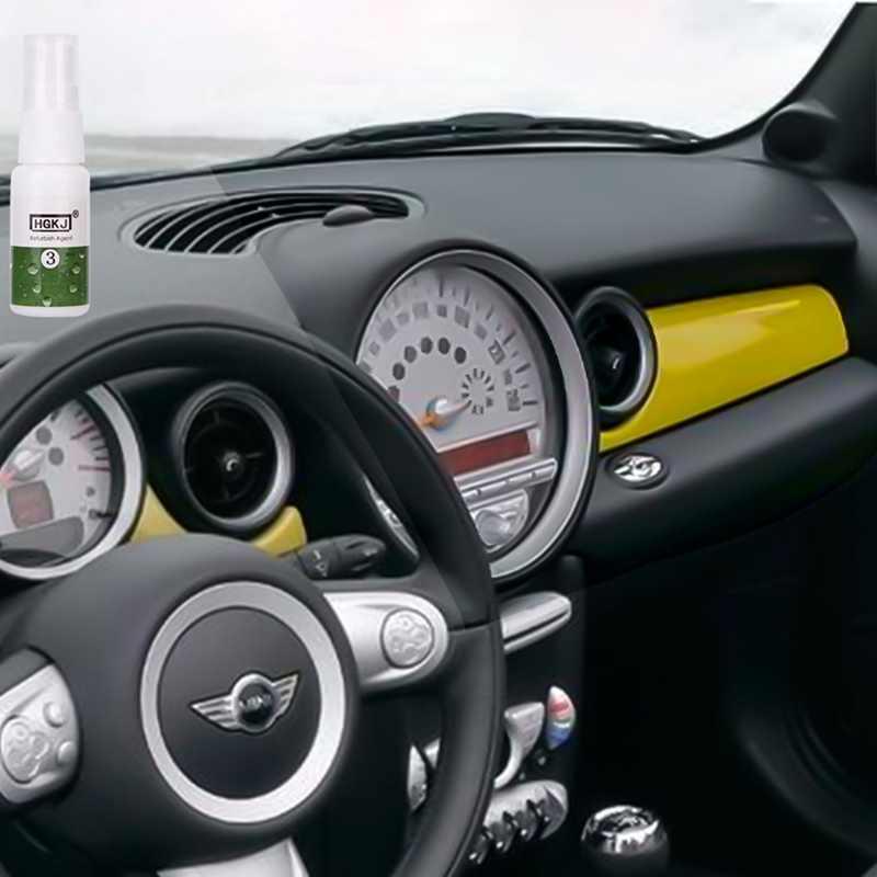 20 ملليلتر Refurbisher وكيل سيارة الداخلية الديكور صيانة الجلود تنظيف وكيل الرعاية الجلدية نظافة
