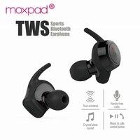 Moxpad M3 TWS Wireless Earphones Bluetooth 4 1 Dynamic Dual Drivers In Ear Headset True Mini