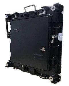 Image 2 - Ospita 8 pcs moduli vuoto 128*128 dots p5 indoor/outdoor 640*640 millimetri die cast materiale di alluminio HA PORTATO i segni per le imprese