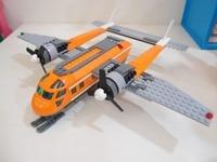 2018 City Arctic Supply Plane building Blocks Brick Toys Set Boy Game Toys for children Team Castle Decool 8622