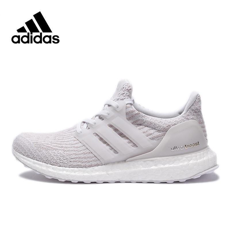 Original Nouvelle Arrivée Officiels Adidas Ultra Boost de Femmes Respirant Chaussures de Course D'espadrilles de Sport Marque Sneakers En Plein Air