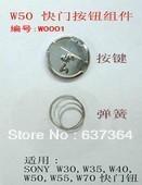 FREE SHIPPING Shutter Release Button for SONY DSC W30 W35 W50 W55 W70 Digital Camera