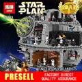 LEPIN 05063 Star Wars Estrella de La Muerte 4016 unids Kits de Juguetes de Bloques de Construcción Ladrillos Compatible con 75159