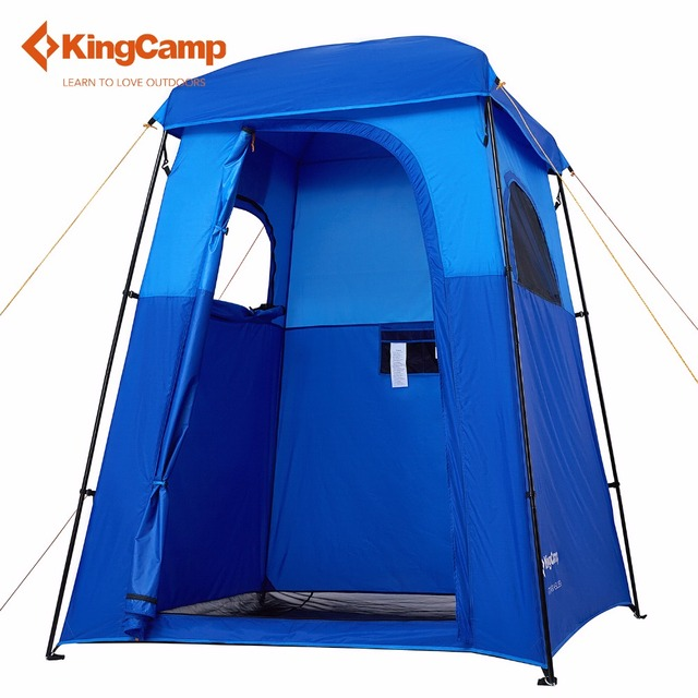 459f61a148 KingCamp Camp Tent Large Shower Camping Tent Portable Dressing Changing Room  Shower Privacy Shelter Tent Camping Toilet Tent