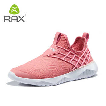 Rax Woman Outdoor Running Shoes Breathable Sports Sneakers for Women Light Gym Running Shoes Female 2019 New Style Tourism Shoes - DISCOUNT ITEM  53% OFF Sports & Entertainment