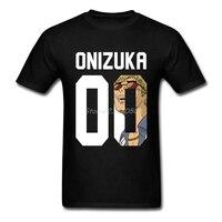 למעלה גדול מורה Onizuka קרוספיט חולצת T כותנה גברים חולצת טי שרוול קצר XXXL חולצות מצחיקות