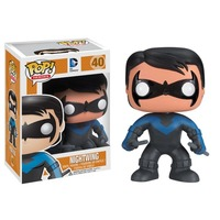 Funko pop Original DC Universe Comics Heroes: Nightwing Batman #40 Collectible Vinyl Figure Model Toy with Original box