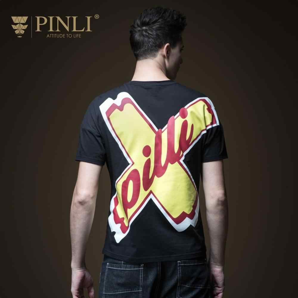 2019 Linkin Park Palazzo Pinli di Estate dei Nuovi Uomini di Decorazione Del Corpo Round-collare Stampato a maniche corte T-Shirt Top marea B192511592
