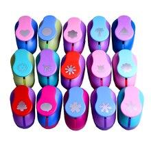 35 мм большой размер тиснение устройство для детей ручной работы игрушки ремесло дырокол для скрапбукинга инструменты цветок удары перфорации De Papel