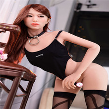 Yannova#1 158cm Top quality man realistic vaginal cat ass TPE and metal skeleton doll reality Japan LOVE doll EU spot