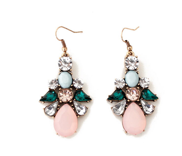 e032a9ab073c7 JOOLIM Jewelry Wholesale/ Beautiful Flower Earring Design Earring Charm  Earring Good Quality