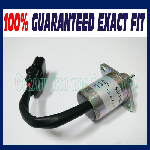 STOP SOLENOID SWITCH/ VALVE FOR KUBOTA ENGINE Carrier Transicold Supra - Genesis R90 25-15230  -01STOP SOLENOID SWITCH/ VALVE FOR KUBOTA ENGINE Carrier Transicold Supra - Genesis R90 25-15230  -01