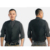 Polímero único materiales autodefensa resistencia puñalada covert chaleco con cuello en v stichschutzweste resistente al corte policía ropa táctica