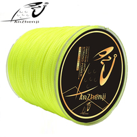 8 Strands 500M Braided Fishing Lines 250LB 300LB PE braid fish line Sea Boat Fishing Wire tresse peche 8 braid pescaria
